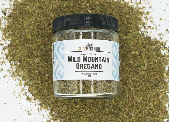 Wild Mountain Oregano