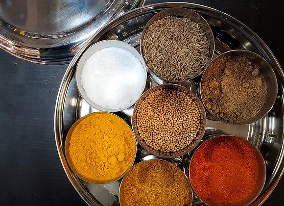 The Dabba - India Spice Set