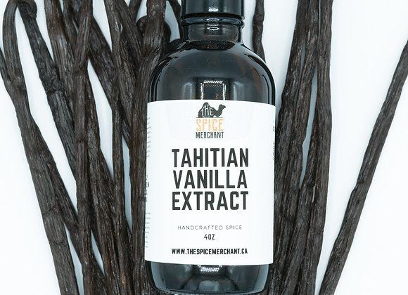 Tahitian Vanilla Extract