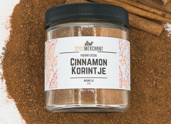 Cinnamon - Indonesian Korintje