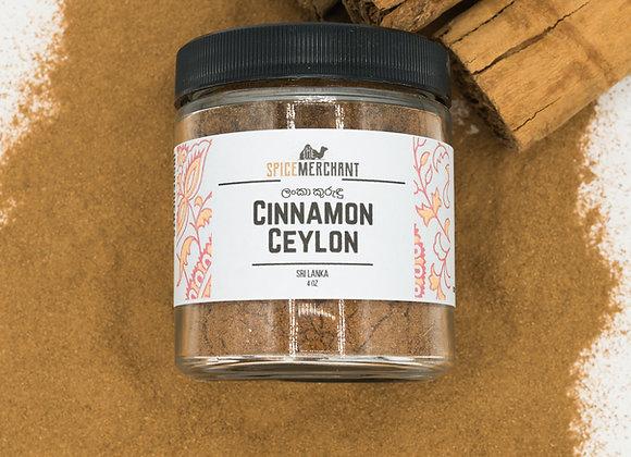 Cinnamon - Sri Lankan Ceylon