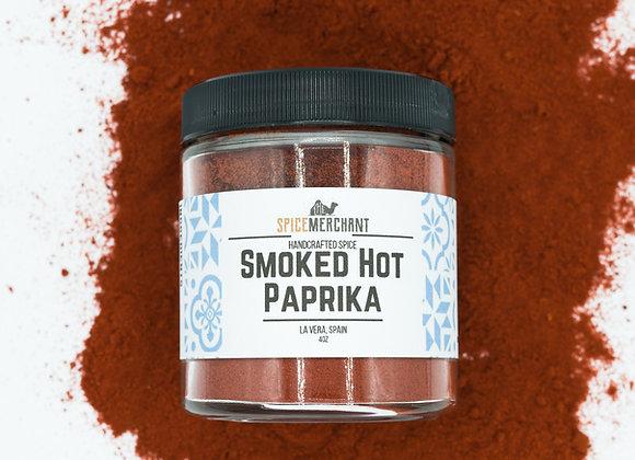 Spanish Paprika - Smoked Hot