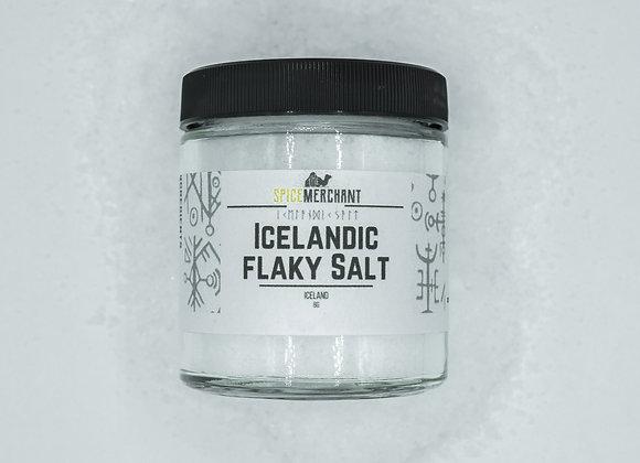 Icelandic Flaky Sea Salt