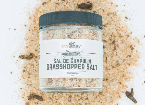 Sal de Chapulin (Grasshopper Salt)