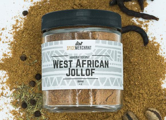 West African Jollof