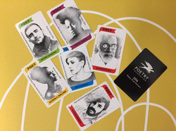 Poetry Foundation Playing Cards
