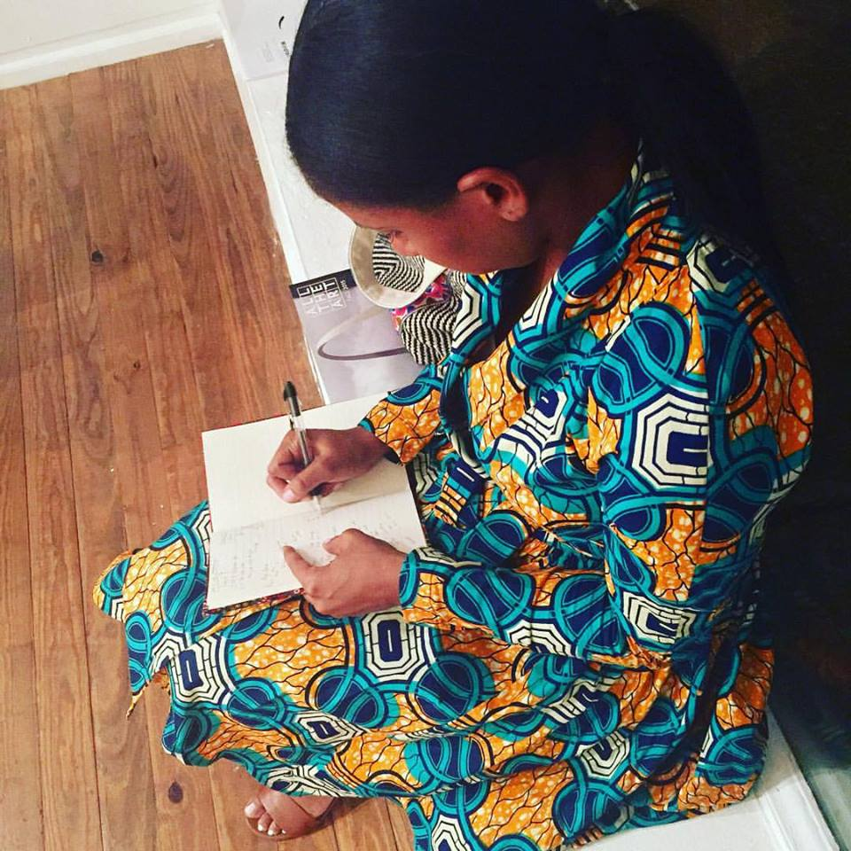 Alison C. Rollins Writing