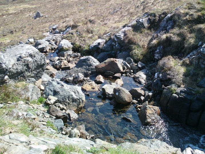 Rocky Stream Isle of Rum