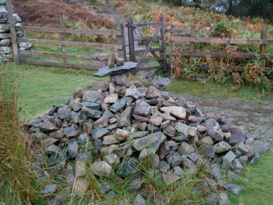 Cairn at Yorkshire Dales