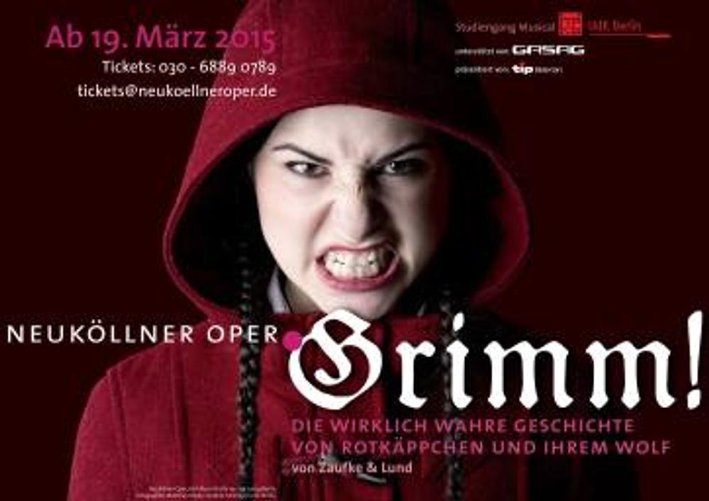 GRIMM - jetzt ab 21. November ;)