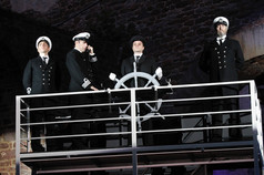 """Charles Lightoller""  Titanic - Das Musical"
