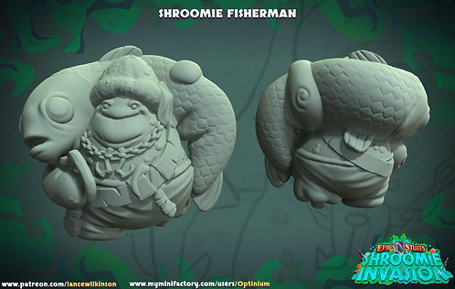 SHROOMIE FISHERMAN