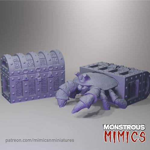 MONSTROUS MIMIC CHEST