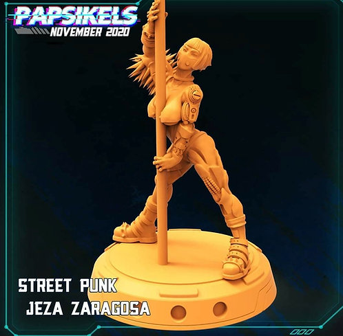 STREET PUNK - JEZA ZARAGOSA