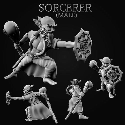 SORCERER M/F