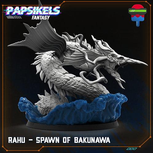 RAHU - SPAWN OF BAKUNAWA