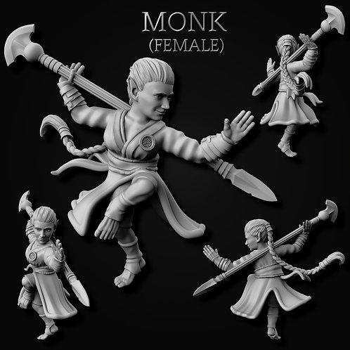 MONK M/F