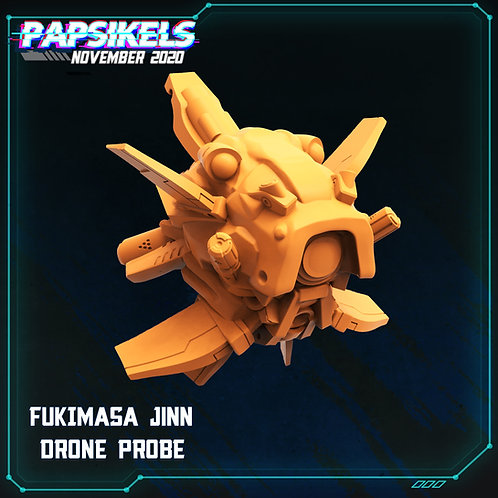 FUKIMASA JINN- DRONE PROBE
