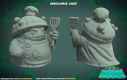 SHROOMIE  CHEF
