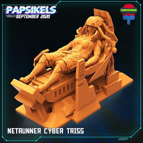 NETRUNNER CYBER TRISS