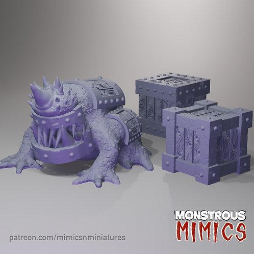 MONSTROUS MIMIC CRATE