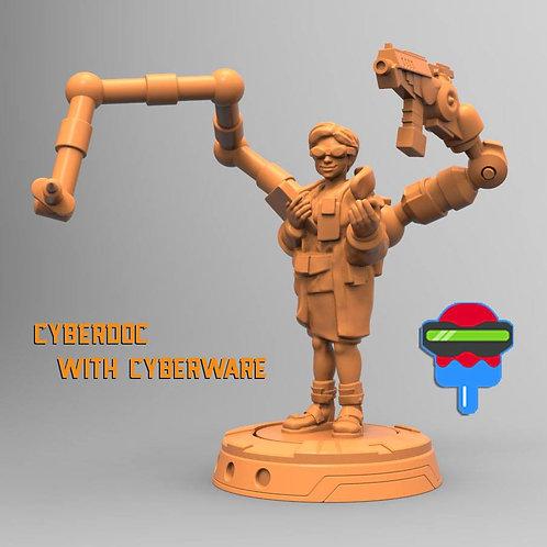 CYBERDOC - WITH CYBERWARE
