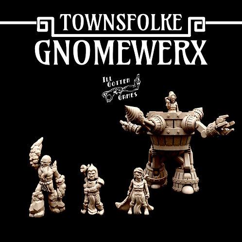 TOWNSFOLKE - GNOMEWERX SET