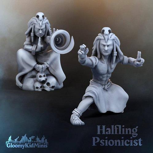 HALFLING PSIONICIST