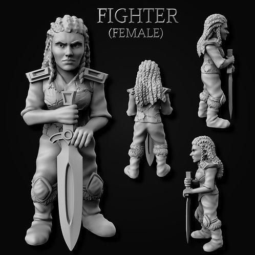 FIGHTER M/F