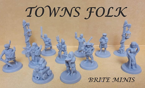 TOWNS FOLK BUNDLE