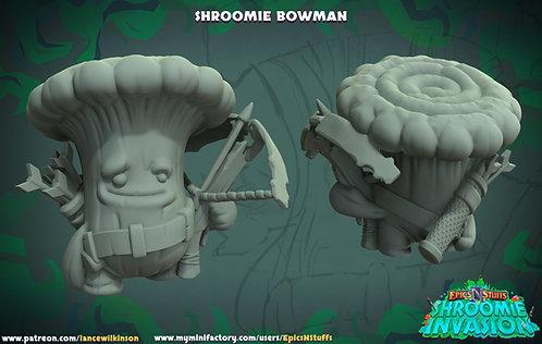 SHROOMIE BOWMEN