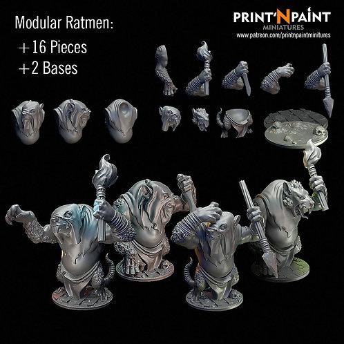 MODULAR RATMEN