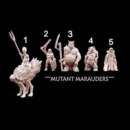 MUTANT MARAUDERS
