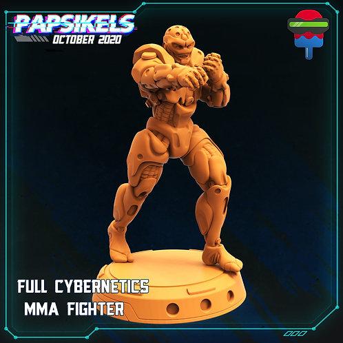 Full Cybernetics - MMA Fighter