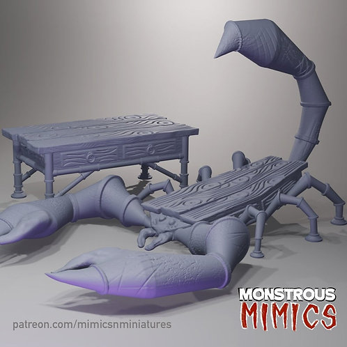 FULL MONSTROUS MIMIC COLLECTION