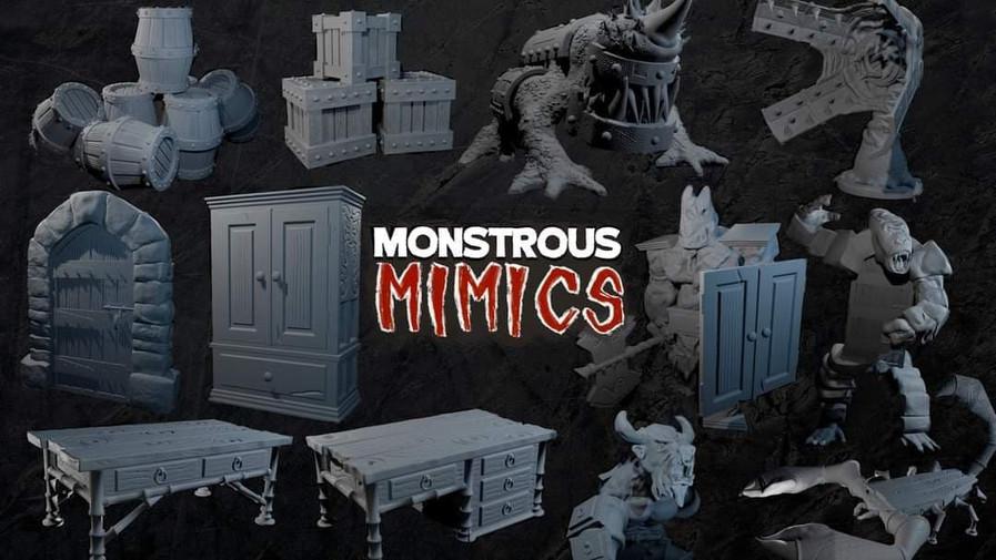 MONSTROUS MIMICS