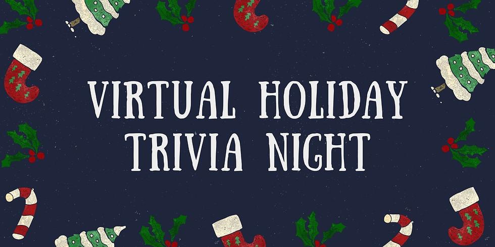 Virtual Holiday Trivia Night