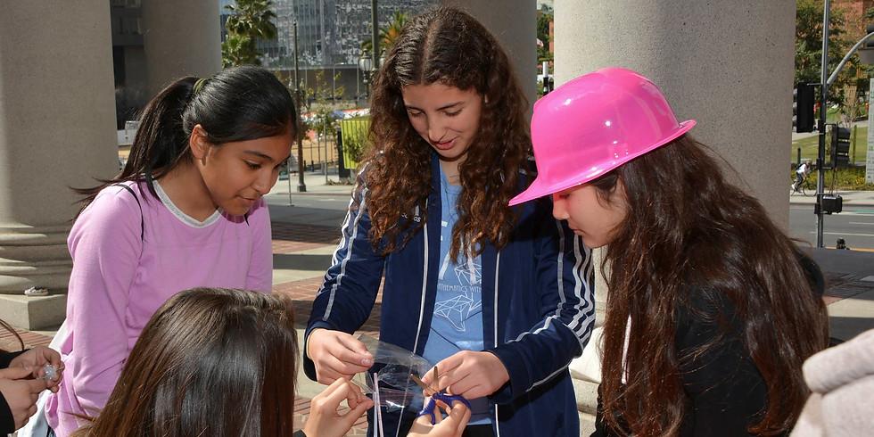 Women in STEM Camp