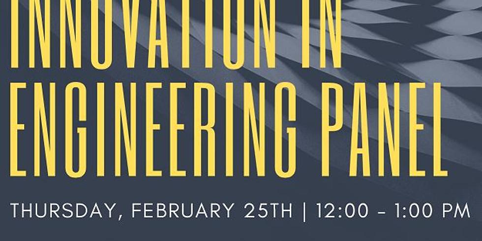 Engineers Week - Innovation in Engineering