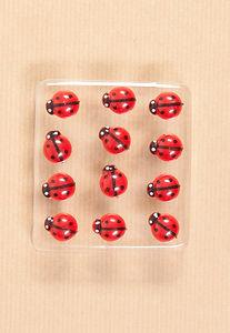 Ladybug Pins
