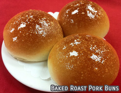 Baked Roast Pork Buns