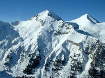Breathating scenery of Pirin mountain
