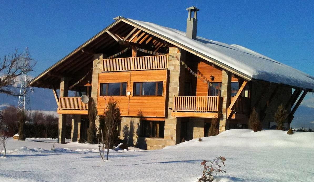 Chalet Everest winter