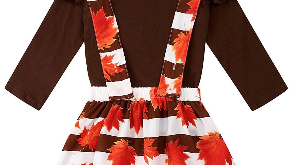 Maple Leaf 3PC Outfit