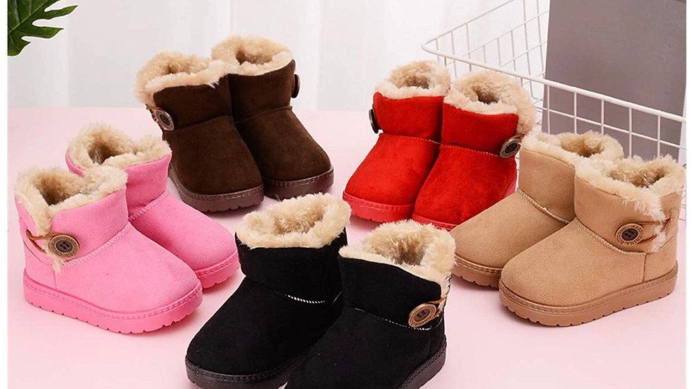 Zara's Short Winter Steppers