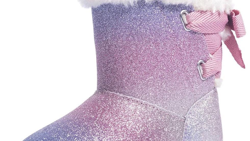 London's Unicorn Glitter Boots