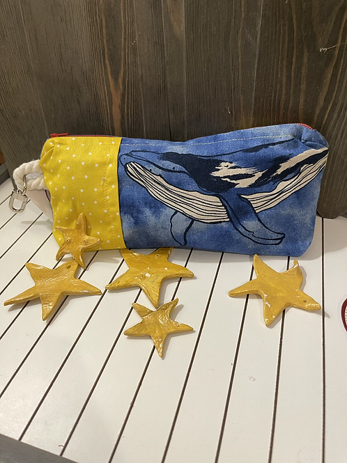 Everything Whale be Alright: The Zipper Pouch