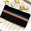 Thumbnail: Brite Rainbow Zipper Pouch