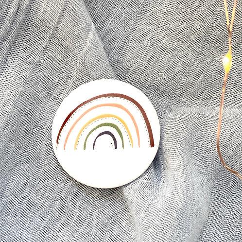 Betseybrite Rainbow Pin