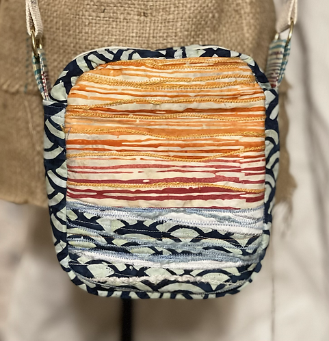 I'll Fly Away Collection - Cross Body Day Bag